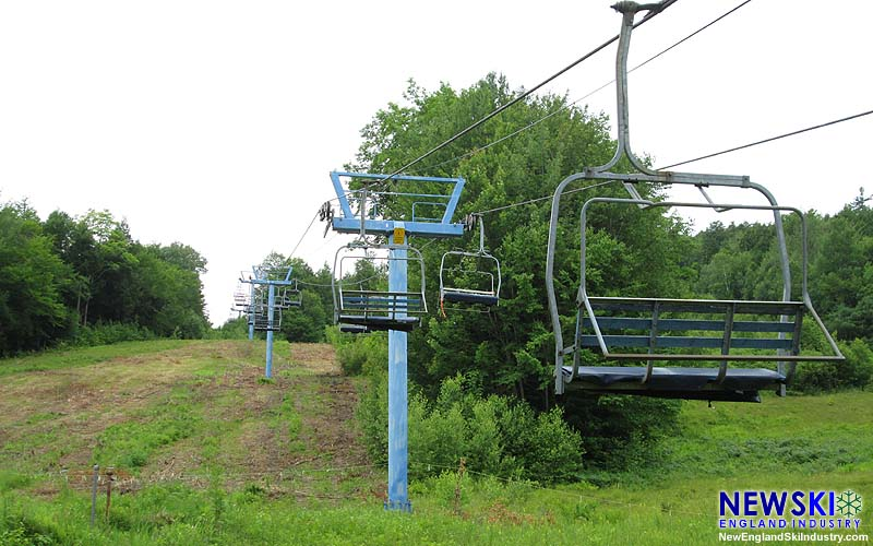 Eclipse Chairlift, July 4