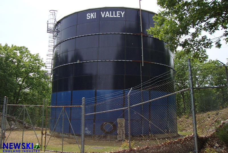 The Ski Valley water tank (2010)